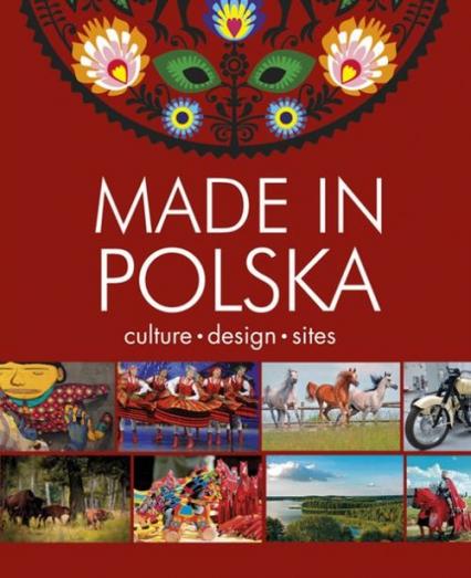 Made in Polska Culture - design - places - Krzysztof Żywczak | okładka