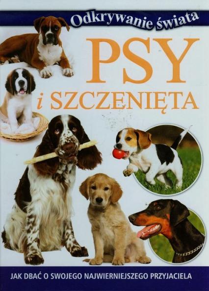 Psy i szczenięta - zbiorowa praca | okładka