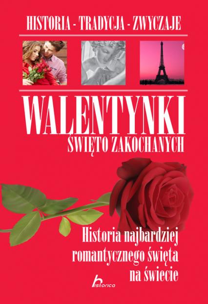 Walentynki Święto zakochanych - Sylwia Chmiel | okładka