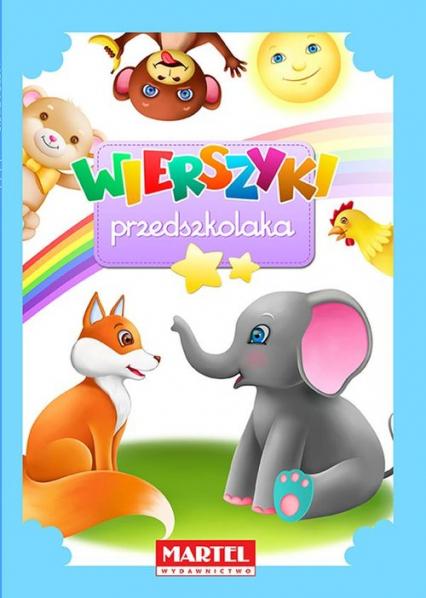 Wierszyki Przedszkolaka - zbiorowa Praca | okładka