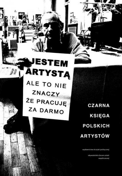 Czarna Księga Polskich Artystów -  | okładka