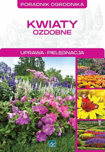 Kwiaty ozdobne - Michał Mazik | okładka