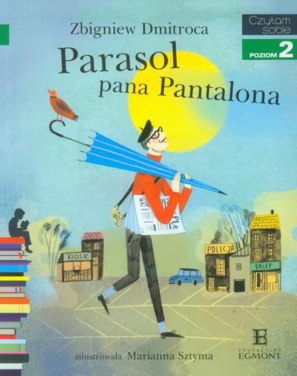 Parasol pana Pantalona poziom 2 - Zbigniew Dmitroca | okładka