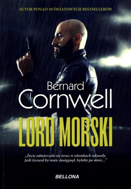 Lord morski - Bernard Cornwell | okładka