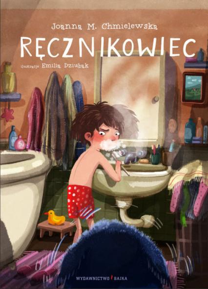 Ręcznikowiec - Chmielewska Joanna M. | okładka