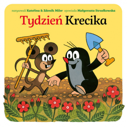 Tydzień Krecika - Małgorzata Strzałkowska | okładka