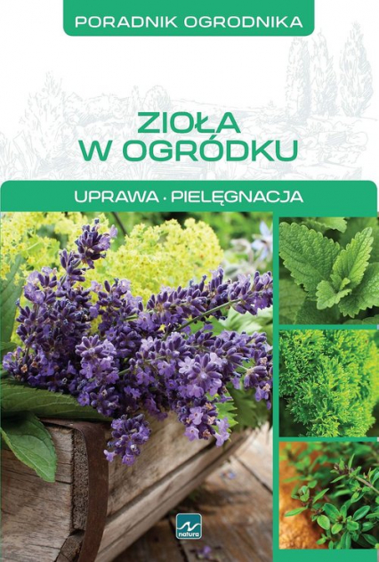 Zioła w ogródku - Michał Mazik | okładka