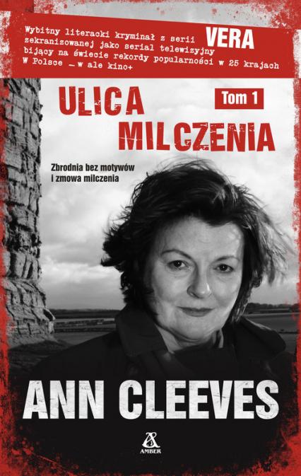 Ulica milczenia Tom 1 - Ann Cleeves | okładka