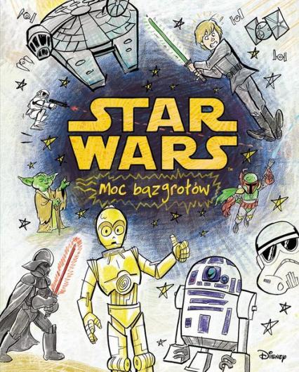 Star Wars Moc bazgrołów -  | okładka