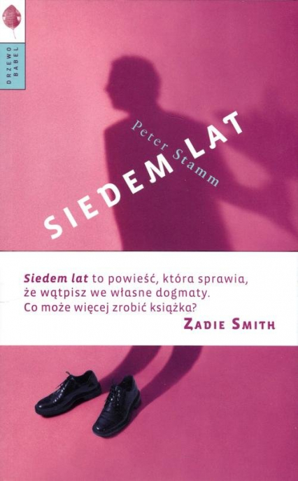 Siedem lat - Peter Stamm | okładka