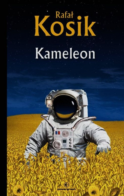 Kameleon - Rafał Kosik | okładka