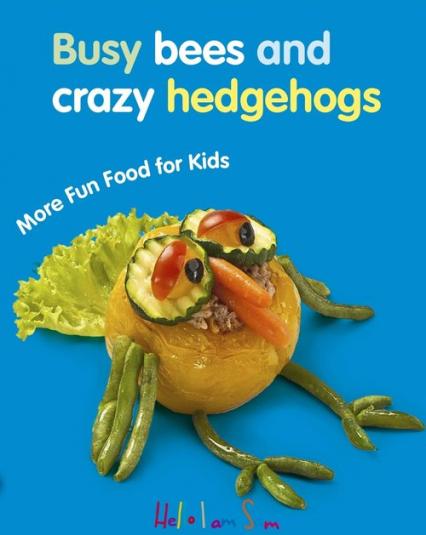 More fun food for kids - zbiorowa praca | okładka