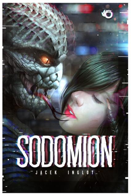 Sodomion - Jacek Inglot | okładka