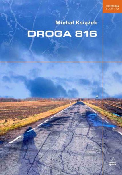 Droga 816 - Michał Książek | okładka
