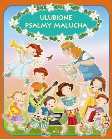 Ulubione psalmy malucha - Ewa Skarżyńska | okładka