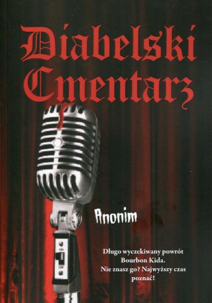 Diabelski Cmentarz - Anonim | okładka