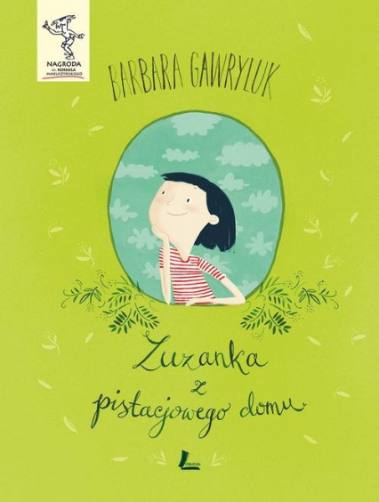 Zuzanka z pistacjowego domu - Barbara Gawryluk | okładka
