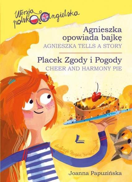 Agnieszka opowiada bajkę - Joanna Papuzińska | okładka