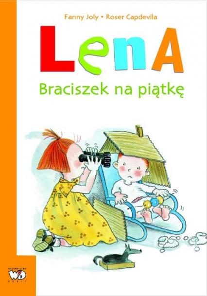 Lena Braciszek na piątkę - Fanny Joly | okładka