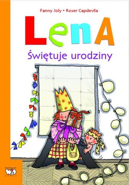 Lena świętuje urodziny - Fanny Joly | okładka