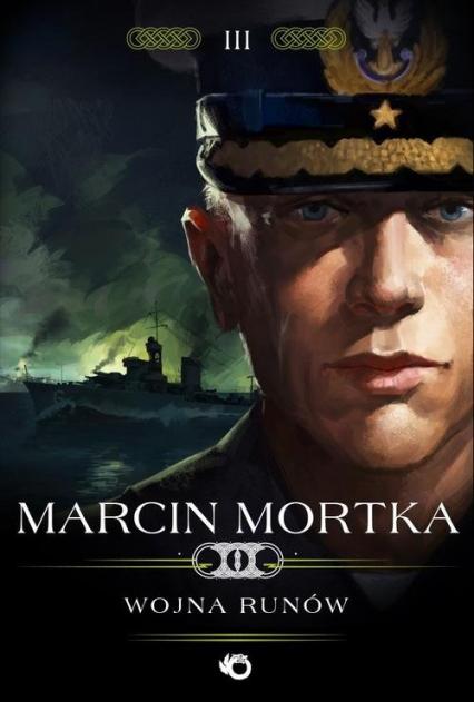 Wojna runów - Marcin Mortka | okładka