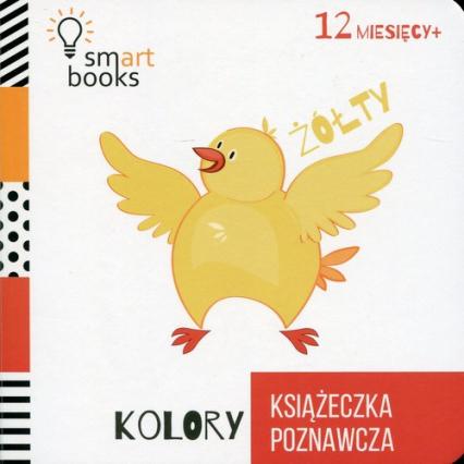 Kolory Książeczka poznawcza Wiek 12m+ -  | okładka