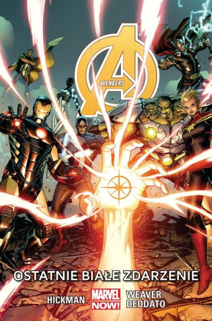 Avengers - Ostatnie białe zdarzenie, Tom 2 -  | okładka