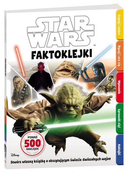 Star Wars Faktoklejki -    okładka