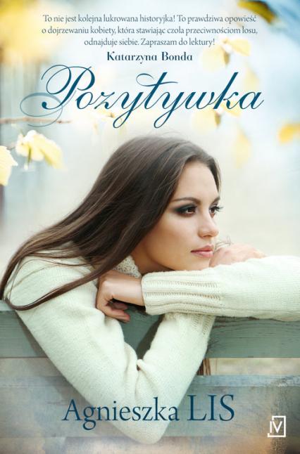 Pozytywka - Agnieszka Lis | okładka