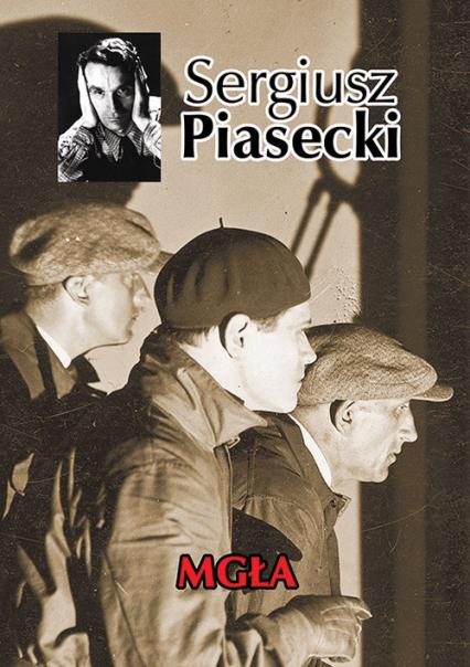 Mgła - Sergiusz Piasecki | okładka