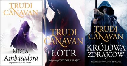 Trylogia zdrajcy Pakiet - Trudi Canavan | okładka
