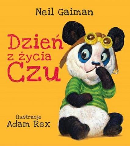 Dzień z życia Czu - Neil Gaiman | okładka