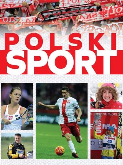 Polski sport - Krzysztof Laskowski | okładka