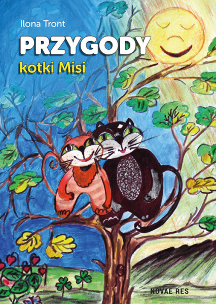 Przygody kotki Misi - lona Tront | okładka