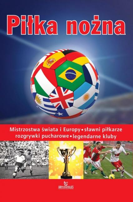 Piłka nożna - Marek Gorecki   okładka