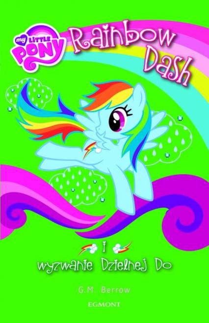 My Little Pony Rainbow Dash -  | okładka