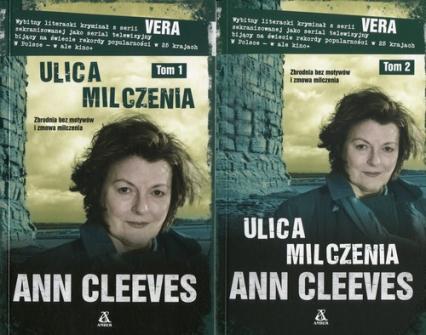 Ulica milczenia Tom 1-2 Pakiet - Ann Cleeves | okładka