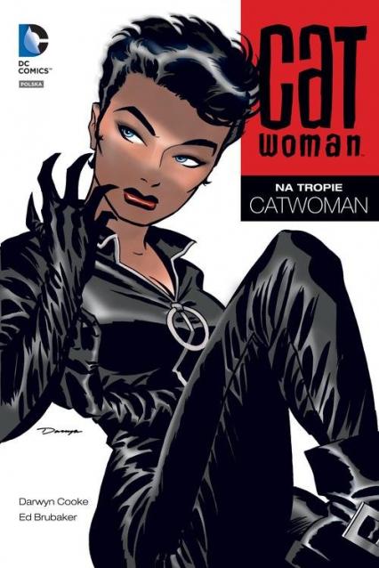 Catwoman - Na tropie Catwoman - zbiorowe opracowanie | okładka