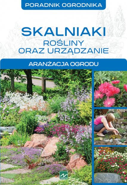 Rośliny na skalniaki - Michał Mazik | okładka