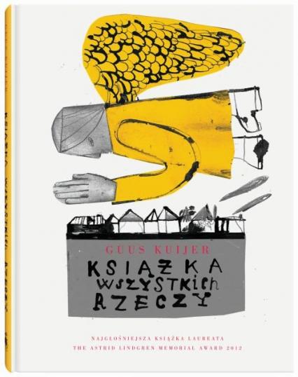 Książka wszystkich rzeczy - Guus Kuijer | okładka