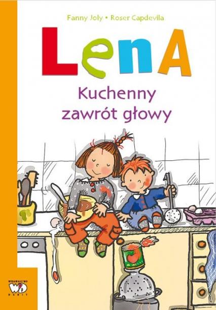 Lena Kuchenny zawrót głowy - Fanny Joly | okładka