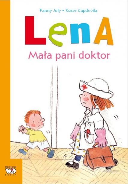 Lena Mała pani doktor - Fanny Joly | okładka