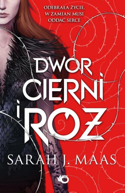 Dwór cierni i róż - Maas Sarah J. | okładka