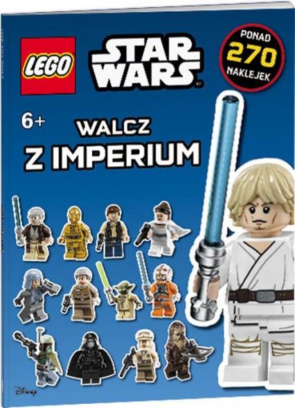 Lego Star Wars Walcz z Imperium -  | okładka