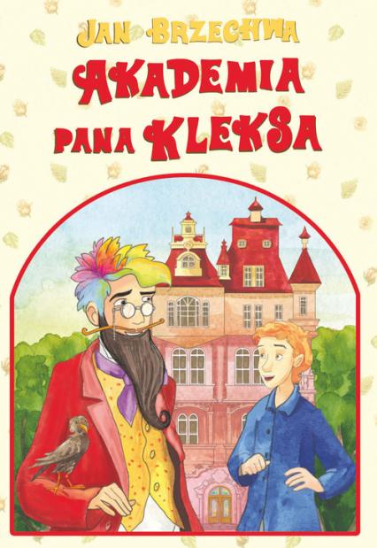 Akademia Pana Kleksa - Jan Brzechwa   okładka
