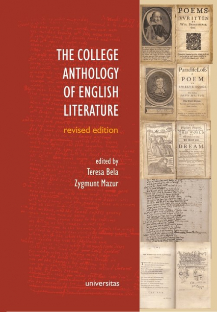 The College Anthology of English Literature -  | okładka
