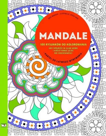 Mandale - Eric Marson | okładka