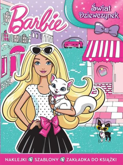 Barbie Świat dziewczynek -    okładka