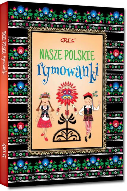 Nasze polskie rymowanki - Maria Zagnińska | okładka