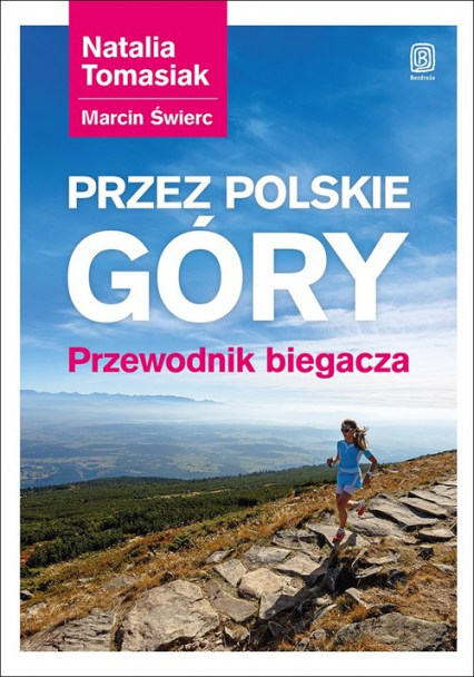 Przez polskie góry Przewodnik biegacza -  | okładka